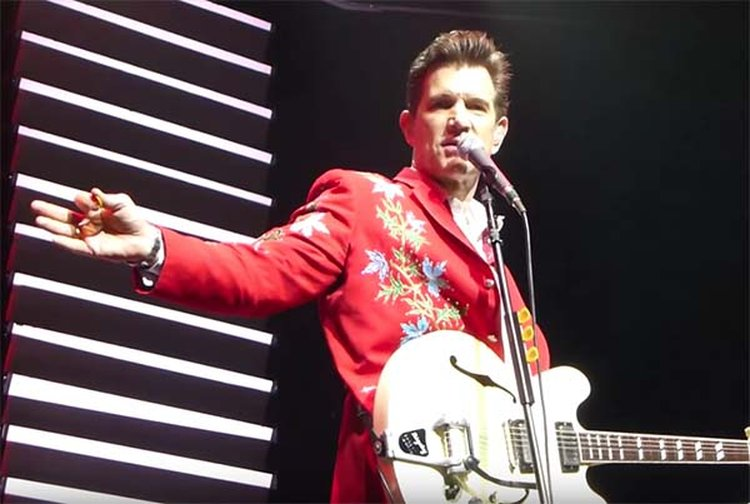 Music Friday: Chris Isaak's Promising New Relationship Hits a Speed Bump in 'Notice the Ring'