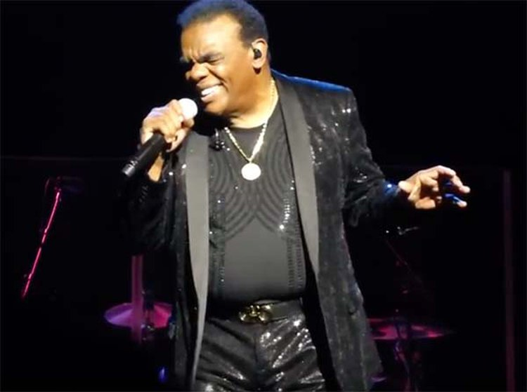 Music Friday: 'This Ring Is a Symbol of My Love,' Sings Ron Isley of The Isley Brothers
