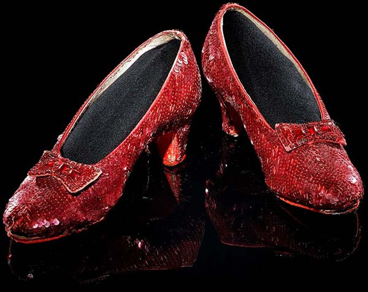 Dorothy's Ruby Slippers Return to the Smithsonian After 18-Month Hiatus and Rejuvenating Facelift