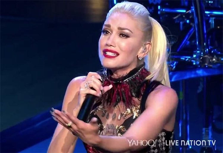 Music Friday: Gwen Stefani Compares Boyfriend Blake Shelton to a Sapphire in 'Rare'